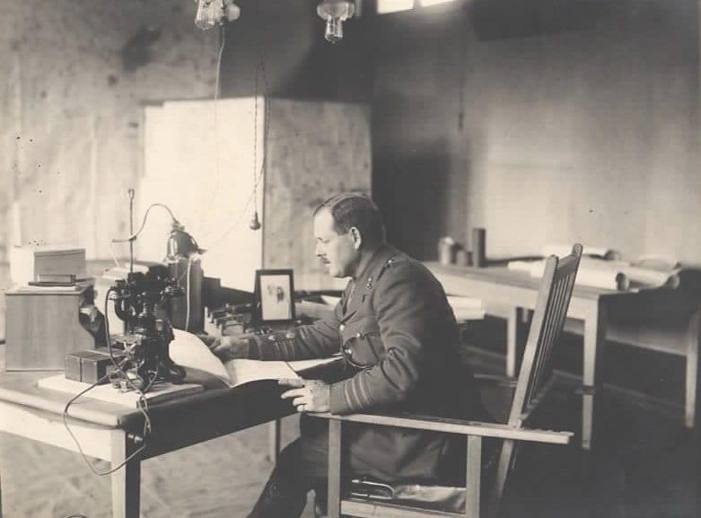 Lt Col Peter Norman Nissen
