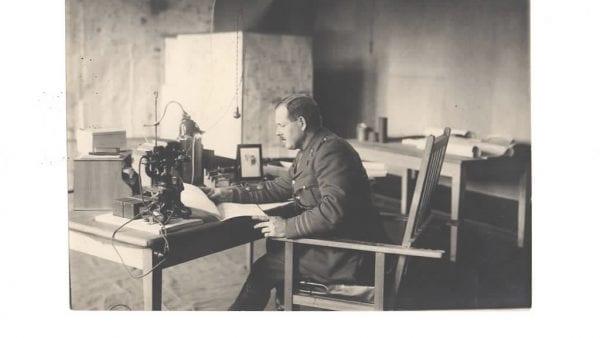 Lt Col Peter Nissen